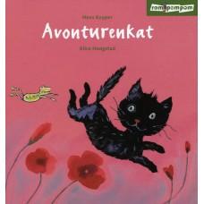 Kuyper, Hans en Alice Hoogstad: Avonturenkat ( rompompom prentenboek op rijm)