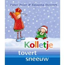 Feller, Pieter en Natascha Stenvert: Kolletje tovert sneeuw ( kleine uitgave)