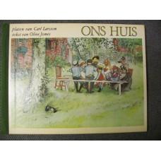 Larsson, Carl en Olive Jones: Ons huis