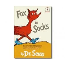 Dr. Seuss: Fox in socks (Engels)