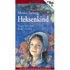 Furlong, Monica: Heksenkind ( 6 cd luisterboek voorgelezen door Paula Udondek)