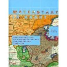 Blauw, Maili: Waterstaat in kaart, geschiedenis van de waterstaatskaart van Nederland 1865-1992