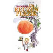 Dahl, Roald:  De reuzenperzik  ( 3 cd- luisterboek  voorgelezen door Jan Meng)