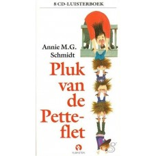 Schmidt, Annie MG: Pluk van de Petteflet ( 8-cd luisterboek )