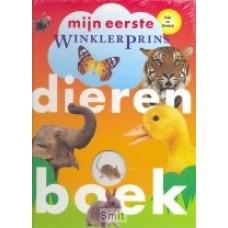 Mijn eerste Winklerprins:  Dierenboek  (doorkijkboek)
