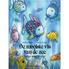 Pfister, Marcus: De mooiste vis van de zee helpt een ander ( klein formaat)