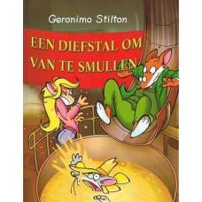 Stilton, Geronimo: Een diefstal om van te smullen (36)