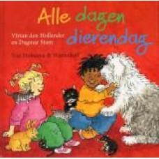 Hollander, Vivian den met ill. van Dagmar Stam: Alle dagen dierendag