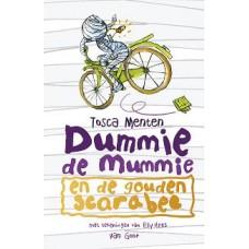 Menten, Tosca en Elly Hees: Dummie de Mummie en de gouden scarabee (paperback)