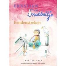 Haar, Jaap ter met ill. van Harmen van Straaten: Ernstjan en Snabbeltje, eendenstreken