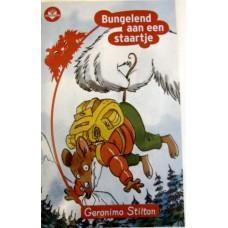 Stilton, Geronimo: Bungelend aan een staartje ( boektoppers)