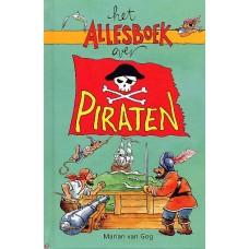 Het allesboek over piraten door Marian van Gog