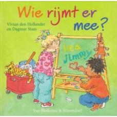 Hollander, Vivian den met ill. van Dagmar Stam: Wie rijmt er mee?