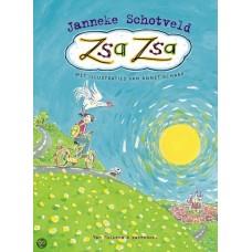 Schotveld, Janneke: Zsa Zsa (hardcover)