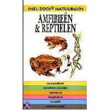 Snel-zoek natuurgids: amfibieen & reptielen