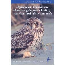 Avifauna van Nederland 2: zeldzame vogels van Nederland door Rob Bijlsma, Fred Hustings en Kees Camphuysen