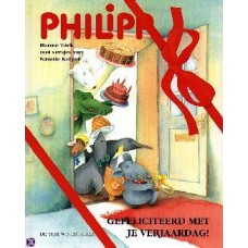 Turk, Hanne en Nannie Kuiper: Philipp gefeliciteerd met je verjaardag!