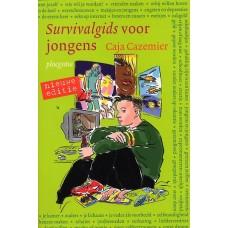 Cazemier, Caja: Survivalgids voor jongens