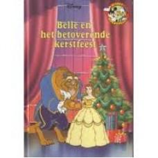Disney Boekenclub: Belle en het betoverende kerstfeest (met cd)