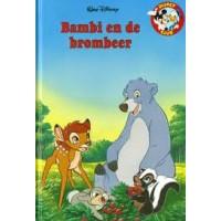 Disney Boekenclub: Bambi en de brombeer ( met cd)
