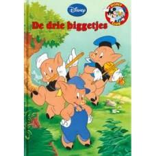 Disney Boekenclub: De drie biggetjes ( met cd)
