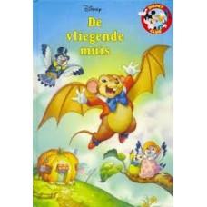 Disney Boekenclub: De vliegende muis (met cd)