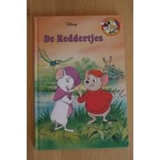 Disney Boekenclub: De Reddertjes ( met cd)