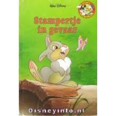 Disney Boekenclub: Stampertje in gevaar( met cd)