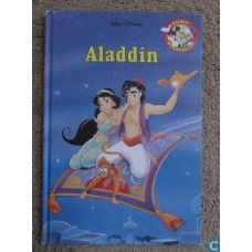 Disney Boekenclub: Aladdin ( met cd)