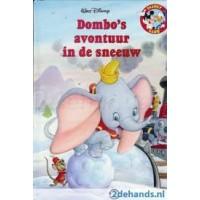 Disney Boekenclub: Dombo's avontuur in de sneeuw (met cd)