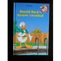 Disney Boekenclub: Donald Duck's nieuwe zwembad (met cd)