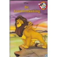 Disney Boekenclub: De leeuwenkoning (met cd)