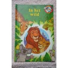 Disney Boekenclub: In het wild (met cd)