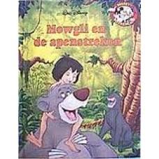 Disney Boekenclub: Mowgli en de apenstreken (met cd)