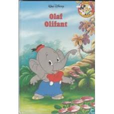 Disney Boekenclub: Olaf Olifant (met cd)