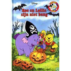Disney Boekenclub: Roe en Lollie zijn niet bang (met cd)