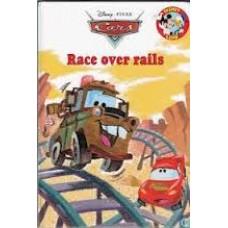 Disney Boekenclub: Race over rails (met cd)