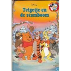 Disney Boekenclub: Teigetje en de stamboom (met cd)