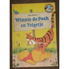 Disney Boekenclub: Winnie de Poeh en Teigetje ( met cd)