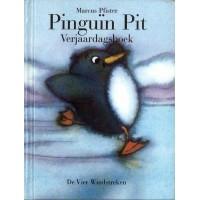 Verjaardagsboek van Pinguin Pit ( Marcus Pfister)