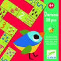 Djeco: Domino, 1,2,3