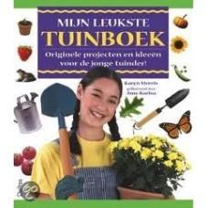 Morris, Karyn en Jane Kurisu: Mijn leukste tuinboek (originele projecten en ideeën voor de jonge tuinder)