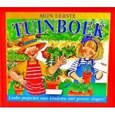 Mijn eerste tuinboek: leuke projecten voor kinderen met groene vingers!