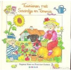 Stam, Dagmar en Francine Oomen: Tuinieren met Saartje en Tommie