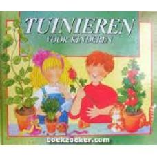 Criel, Dirk: Tuinieren voor kinderen