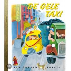 Gouden boekjes van de Bezige Bij: De gele taxi (16)
