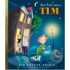 Gouden boekjes van Rubinstein: Het bed van Tim  (2009/ kleiner formaat)