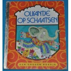 Gouden boekjes van de Bezige Bij: Olifantje op schaatsen ( 71)