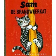 Gouden boekjes van Rubinstein: Sam de brandweerkat (3e druk 2007)