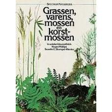 Spectrum natuurgids: Grassen, varens, mossen en korstmossen